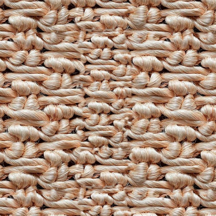 Knotted Jute