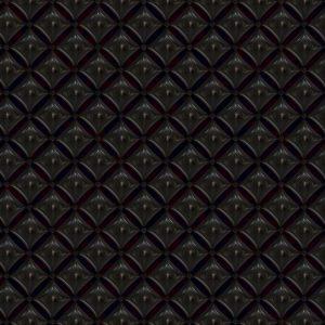 Studded Black Fabric