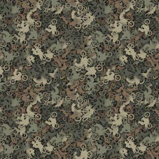 Motocross 22 Camouflage