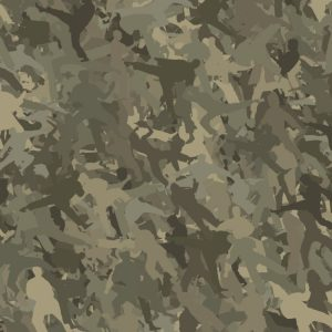 Karate 25 Camouflage