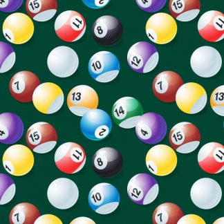 Billiard Balls 22