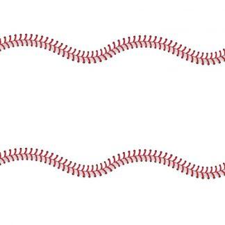 Baseball Cover Seams 23