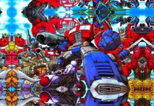 Transformers 11×16