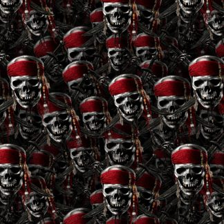 Pirates of the Caribbean Skulls