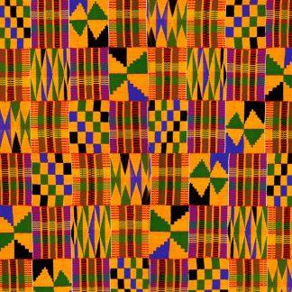 Kwanzaa Kente Cloth 23