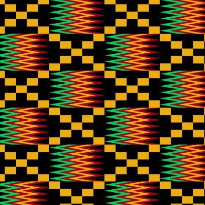 Kwanzaa Kente Cloth 22