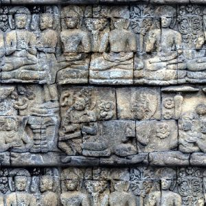 Indonesian Stone Carvings 22