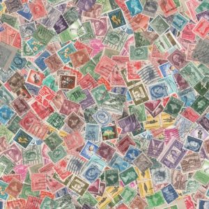 Postage Stamps 22