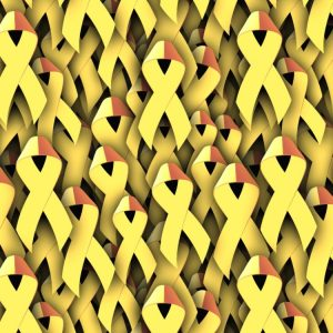 Yellow Ribbons 22