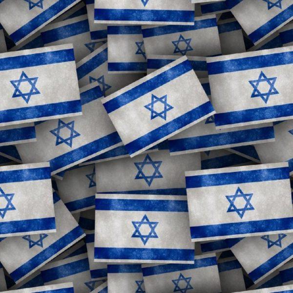 Israel Flag 23