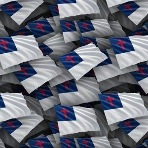Christian Flag 23