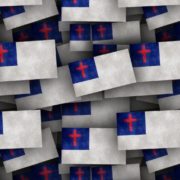 Christian Flag 24