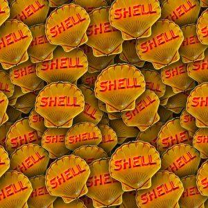 Shell Gasoline 24
