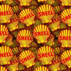 Shell Gasoline 23