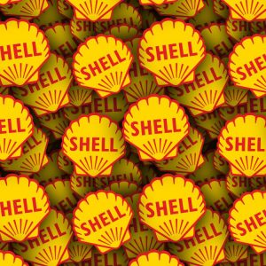Shell Gasoline 22