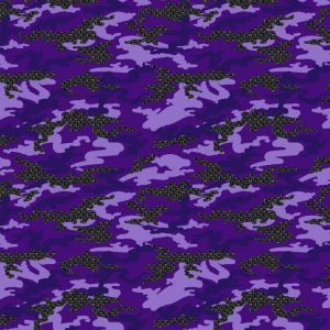 Purple Carbon Fiber Camouflage