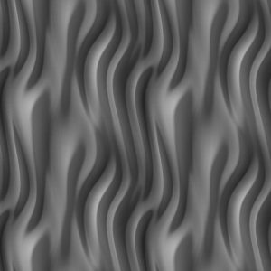 Gray Ribbon Metal
