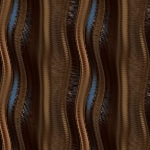 Brown Woven Wave