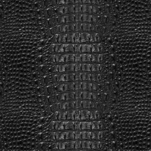 Alligator Leather Black