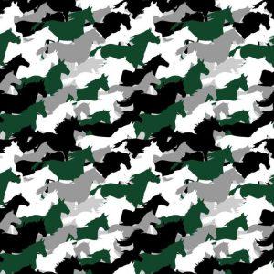 Wild Horses 24 Camouflage