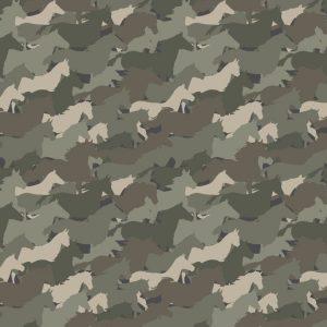 Wild Horses 22 Camouflage