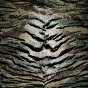 Tiger Fur Camouflage