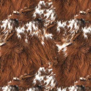 Longhorn Cowhide 24