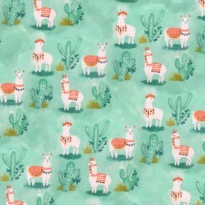 Llama Cactus 22