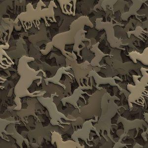 Horse 27 Camouflage