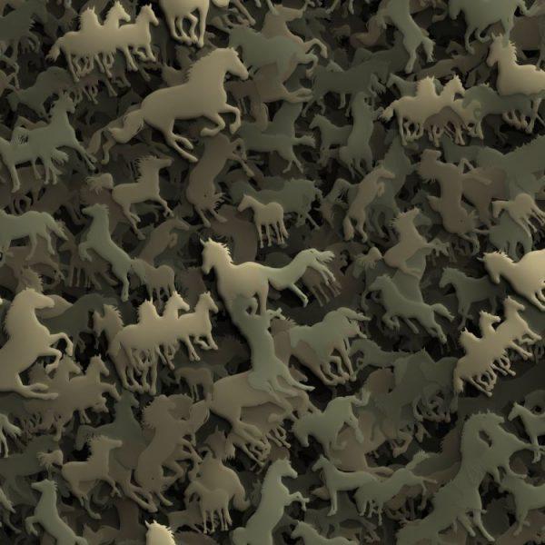 Horse Camo 26