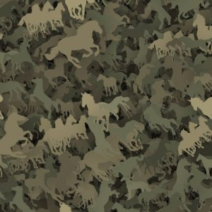 Horse 24 Camouflage