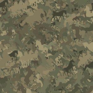 Horse 23 Camouflage