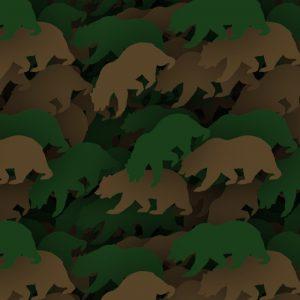 Bear Camo