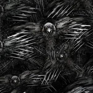 Throne Raven