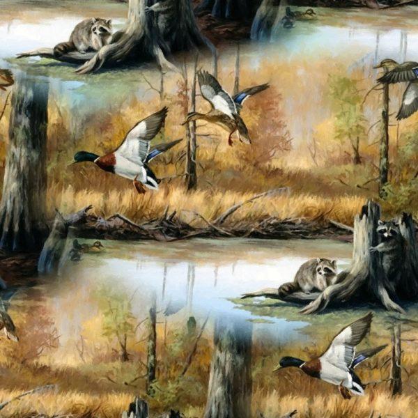 Duck Pond 23