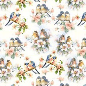 Bluebirds of Happiness 22
