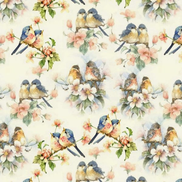 Bluebirds of Happiness 23