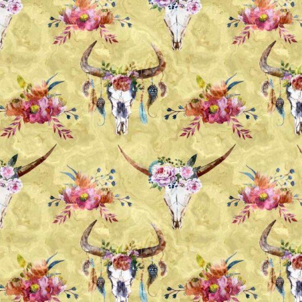 Bull Flowers 23