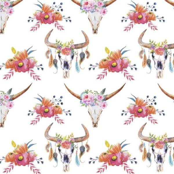 Bull Flowers 24