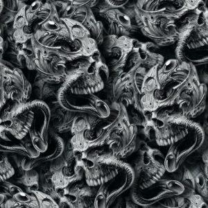 Breathing Skulls