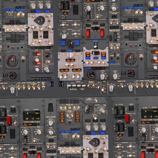 Boeing Overhead Panel 22