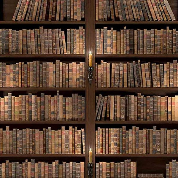 Bookshelf 25
