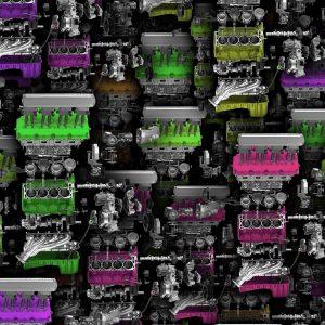 HellCat Hemi Cutaway 27