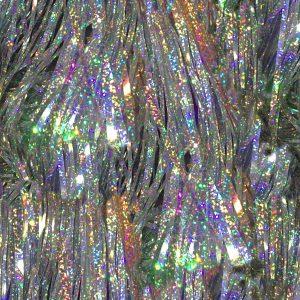 Holographic Tinsel Confetti