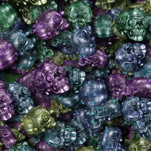 Steampunk Skulls 25