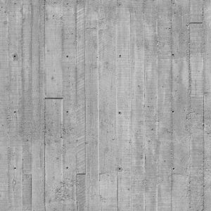 Wood Formed Concrete Wall