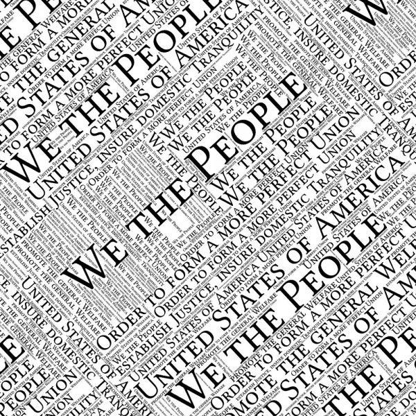 We The People Word Cloud 22