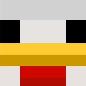 Minecraft Chicken Head