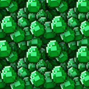 Minecraft Emeralds