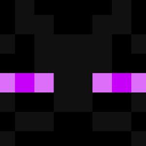 Minecraft Ender Head